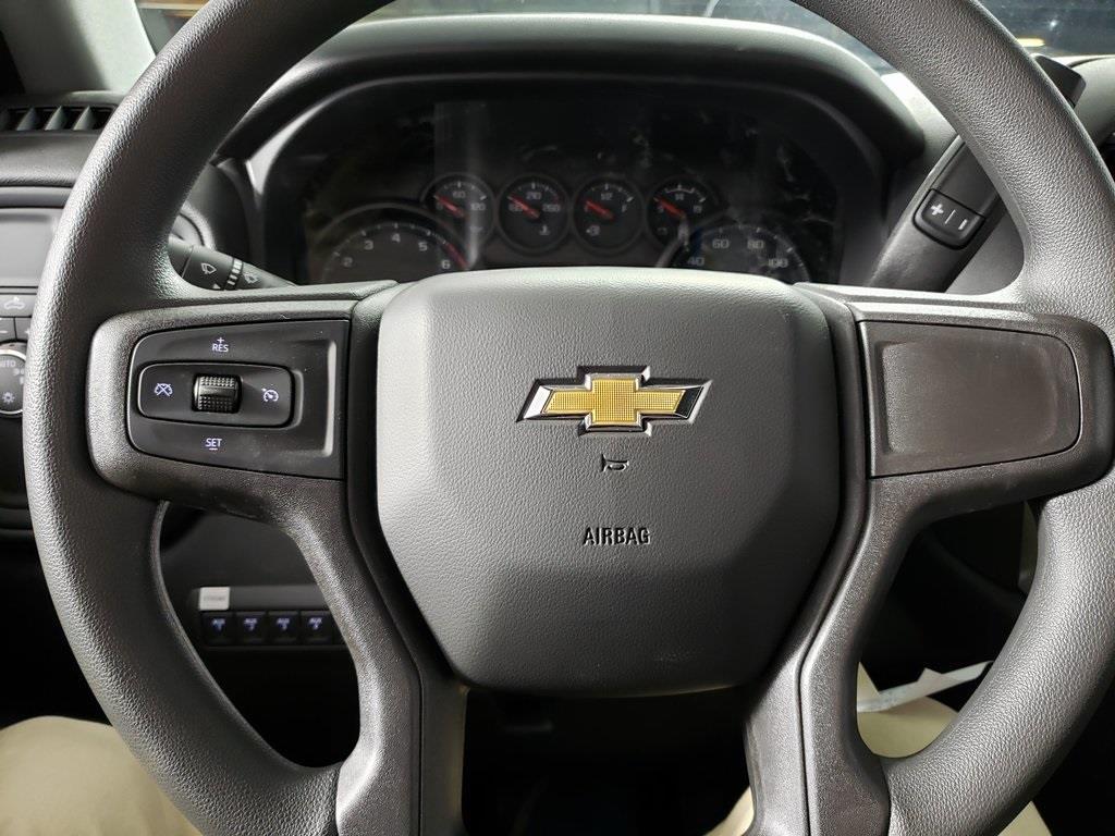 2020 Chevrolet Silverado 2500 Regular Cab 4x2, Knapheide Steel Service Body #ZT8928 - photo 9