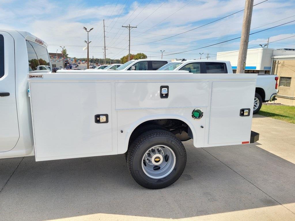2020 Chevrolet Silverado 3500 Crew Cab DRW 4x4, Knapheide Steel Service Body #ZT8933 - photo 5