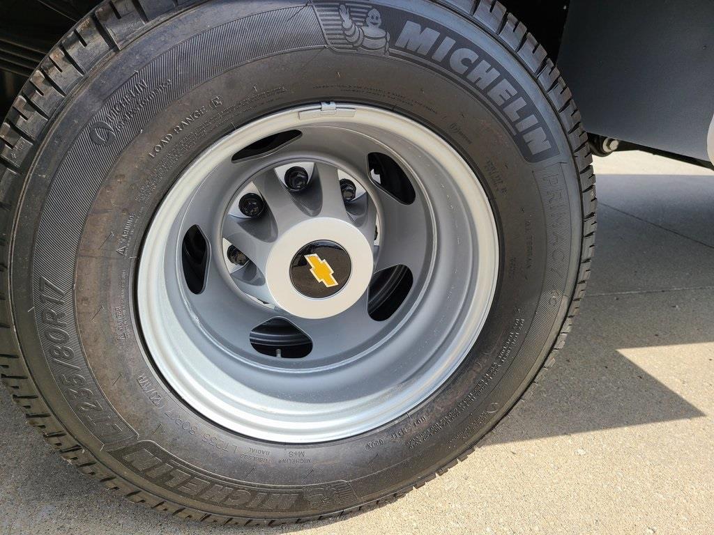 2020 Chevrolet Silverado 3500 Crew Cab DRW 4x4, Knapheide Steel Service Body #ZT8933 - photo 7
