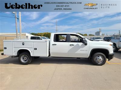 2020 Chevrolet Silverado 3500 Crew Cab DRW 4x4, Knapheide Steel Service Body #ZT8933 - photo 3