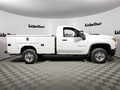 2020 Chevrolet Silverado 2500 Regular Cab 4x2, Knapheide Service Body #ZT8939 - photo 3
