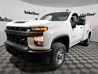 2020 Chevrolet Silverado 2500 Regular Cab 4x2, Knapheide Service Body #ZT8939 - photo 1