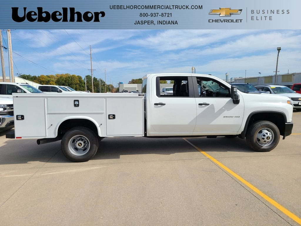 2020 Chevrolet Silverado 3500 Crew Cab DRW 4x4, Knapheide Steel Service Body #ZT8960 - photo 3