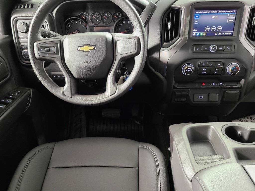 2020 Chevrolet Silverado 2500 Double Cab 4x4, Knapheide Steel Service Body #ZT8966 - photo 12