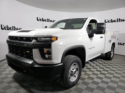 2020 Chevrolet Silverado 2500 Regular Cab 4x4, Knapheide Steel Service Body #ZT8968 - photo 4