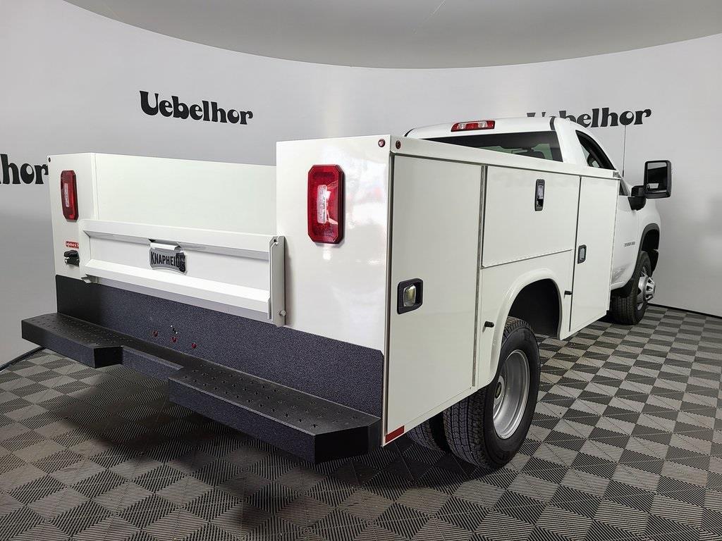 2020 Chevrolet Silverado 3500 Regular Cab DRW 4x2, Knapheide Steel Service Body #ZT9045 - photo 6