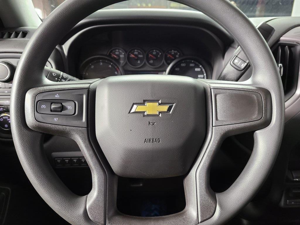 2020 Chevrolet Silverado 3500 Regular Cab DRW 4x4, Hillsboro GII Steel Platform Body #ZT9094 - photo 10