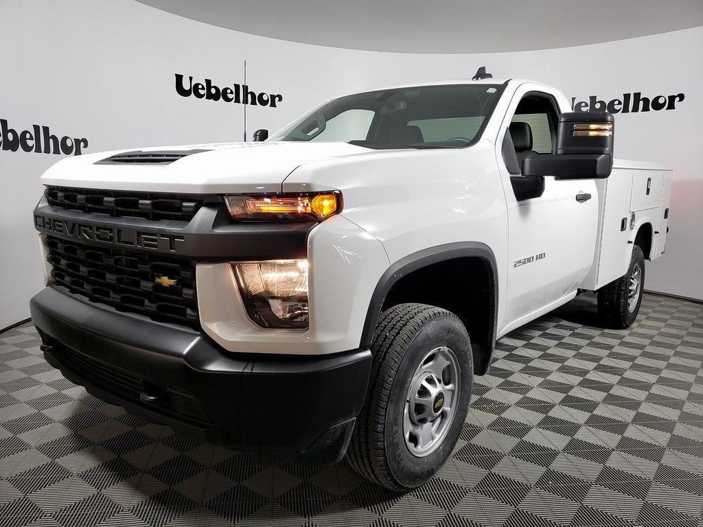 2020 Chevrolet Silverado 2500 Regular Cab 4x4, Knapheide Steel Service Body #ZT9123 - photo 1