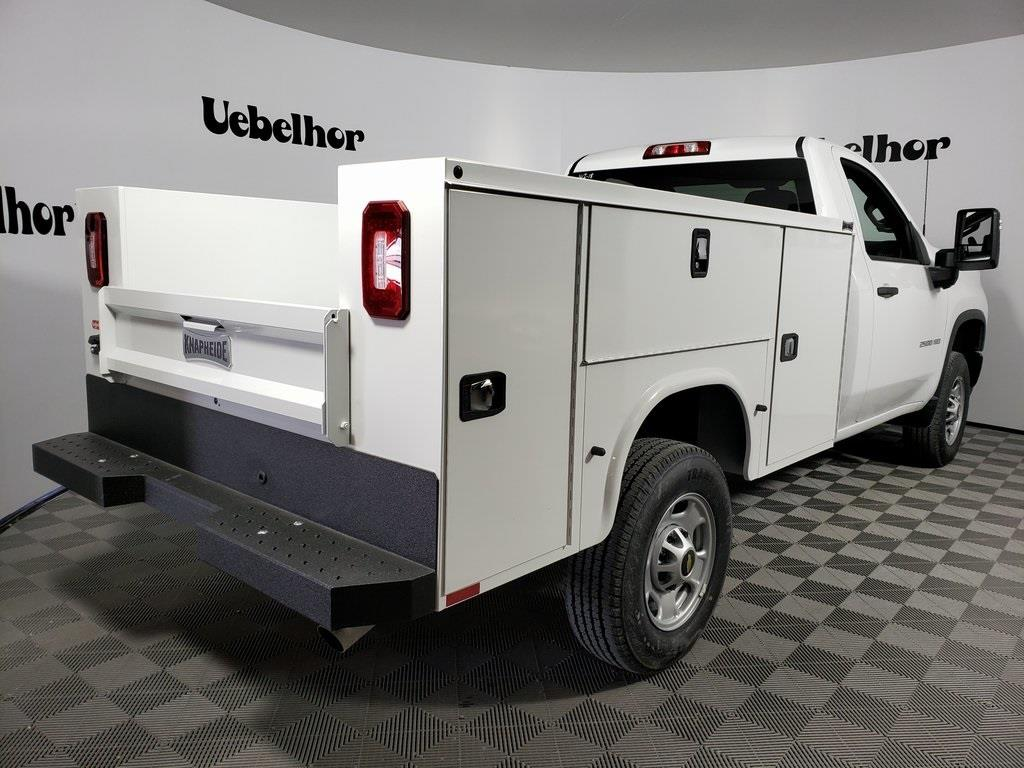 2020 Chevrolet Silverado 2500 Regular Cab 4x4, Knapheide Steel Service Body #ZT9126 - photo 2