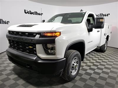 2020 Chevrolet Silverado 2500 Regular Cab 4x4, Knapheide Steel Service Body #ZT9126 - photo 1