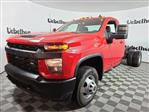2020 Chevrolet Silverado 3500 Regular Cab DRW 4x4, Cab Chassis #ZT9188 - photo 1