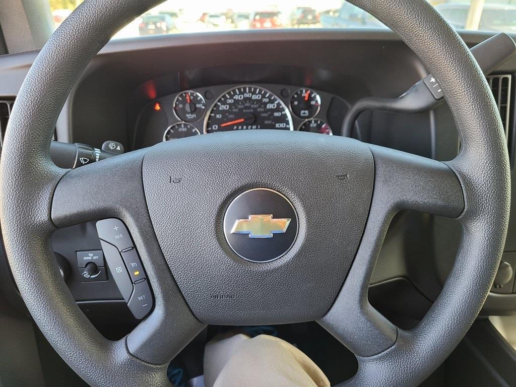 2020 Chevrolet Express 3500 4x2, Knapheide KUV Service Utility Van #ZT9206 - photo 10