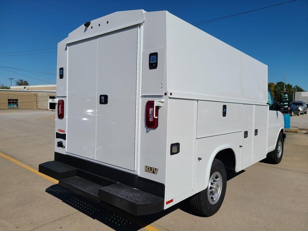 2020 Chevrolet Express 3500 4x2, Knapheide KUV Service Utility Van #ZT9206 - photo 2