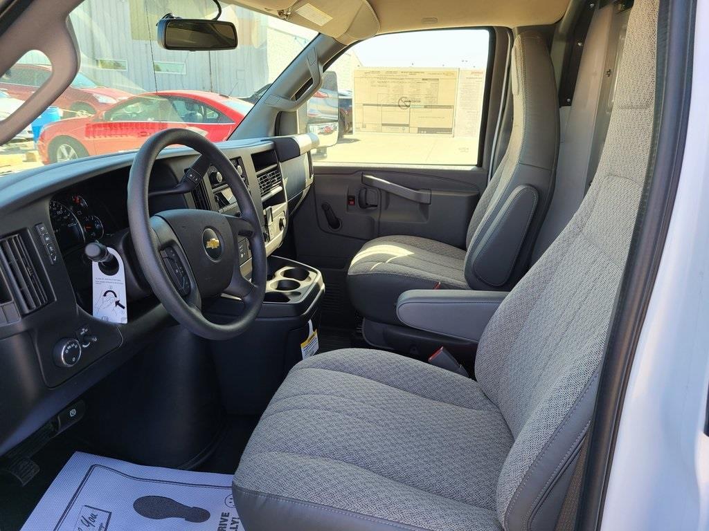 2020 Chevrolet Express 3500 4x2, Knapheide KUV Service Utility Van #ZT9206 - photo 9
