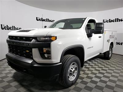 2020 Chevrolet Silverado 2500 Regular Cab 4x2, Reading SL Service Body #ZT9222 - photo 1