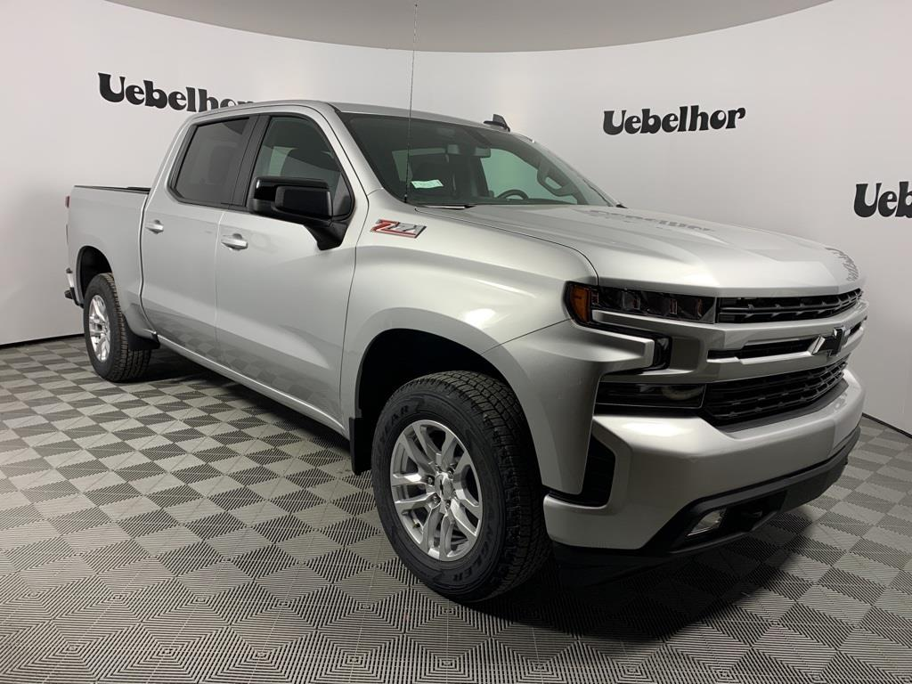 2021 Chevrolet Silverado 1500 Crew Cab 4x4, Pickup #ZT9267 - photo 3