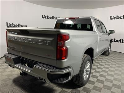 2021 Chevrolet Silverado 1500 Crew Cab 4x4, Pickup #ZT9267 - photo 2
