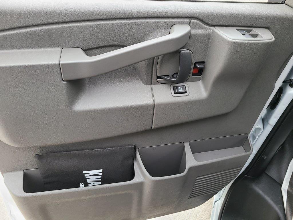 2020 Chevrolet Express 3500 4x2, Knapheide KUV Service Utility Van #ZT9277 - photo 8