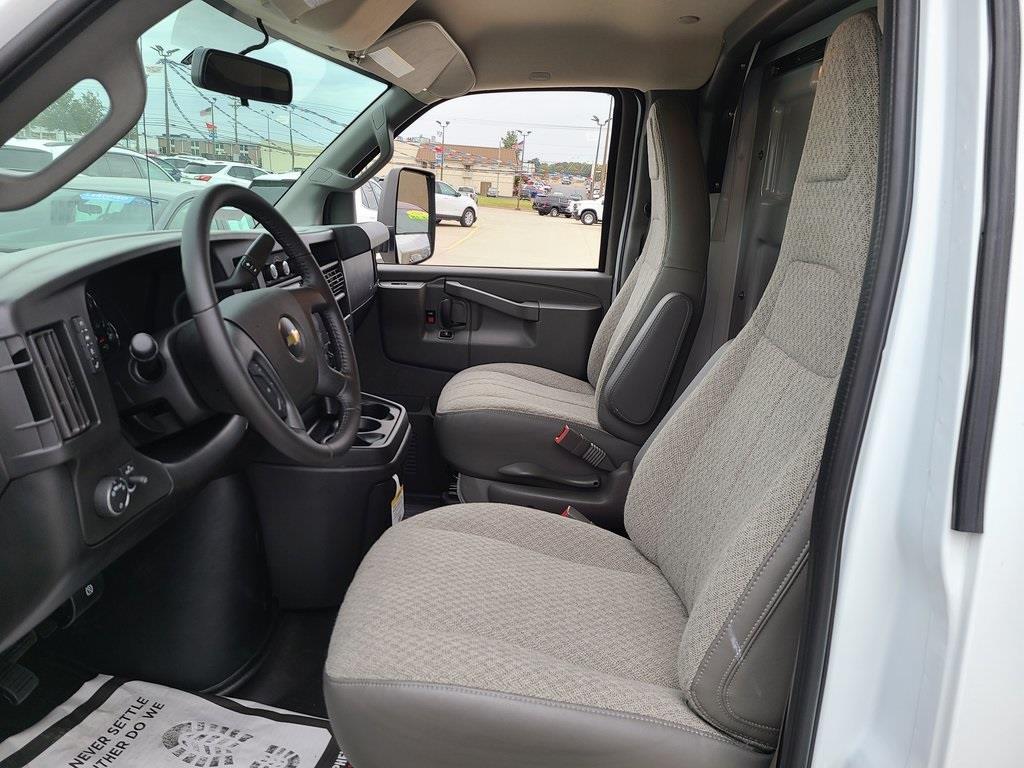 2020 Chevrolet Express 3500 4x2, Knapheide KUV Service Utility Van #ZT9277 - photo 9