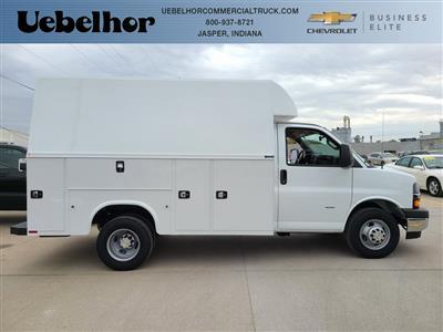 2020 Chevrolet Express 3500 4x2, Knapheide KUV Service Utility Van #ZT9277 - photo 1
