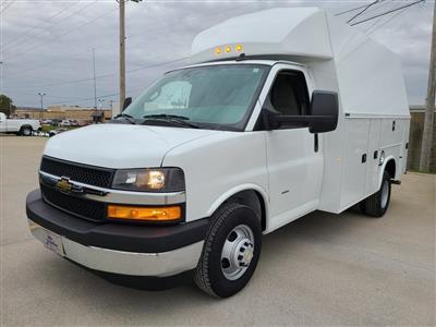 2020 Chevrolet Express 3500 4x2, Knapheide KUV Service Utility Van #ZT9277 - photo 3