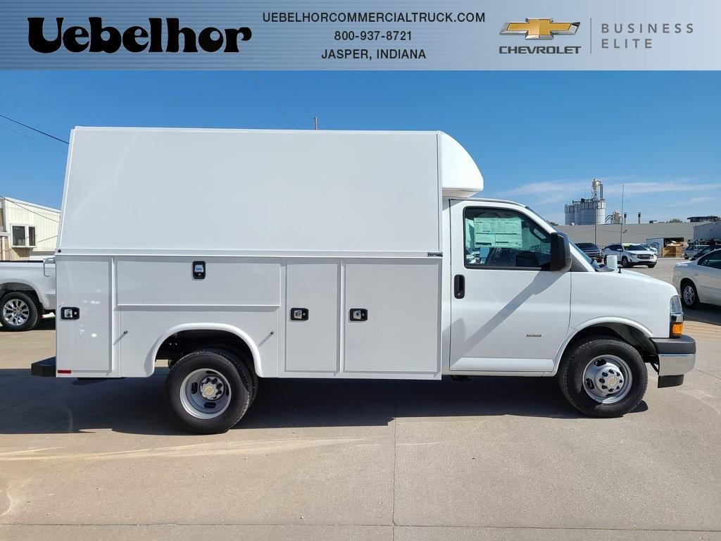 2020 Chevrolet Express 3500 4x2, Knapheide KUV Service Utility Van #ZT9278 - photo 1
