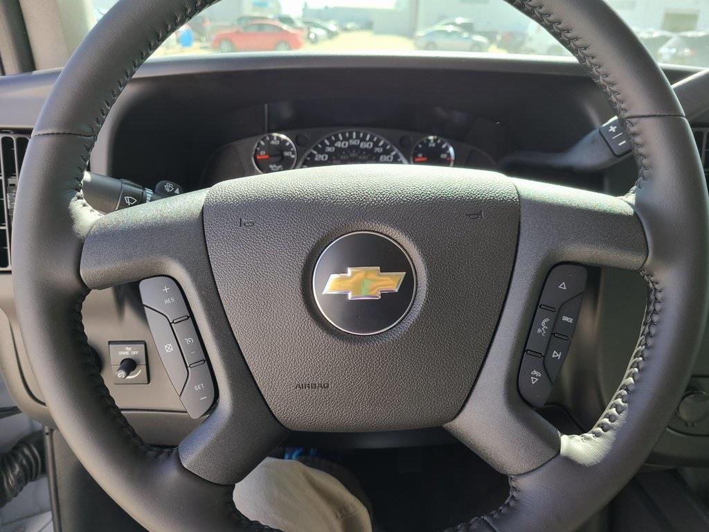 2020 Chevrolet Express 3500 4x2, Knapheide KUV Service Utility Van #ZT9278 - photo 10