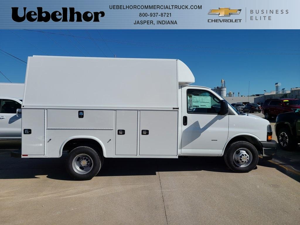 2020 Chevrolet Express 3500 4x2, Knapheide KUV Service Utility Van #ZT9286 - photo 1
