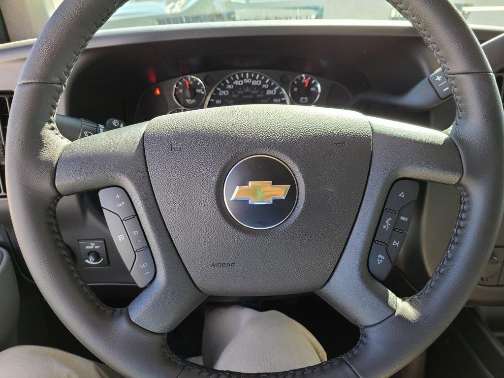 2020 Chevrolet Express 3500 4x2, Knapheide KUV Service Utility Van #ZT9286 - photo 10