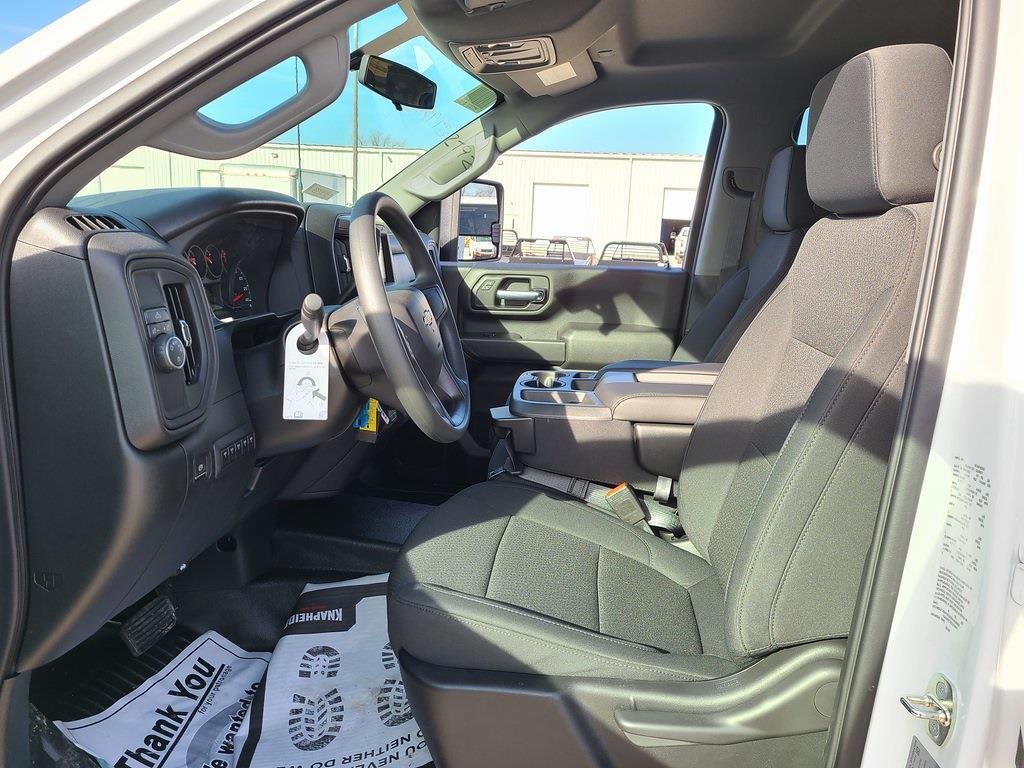 2020 Chevrolet Silverado 3500 Crew Cab DRW 4x2, Knapheide Steel Service Body #ZT9293 - photo 10