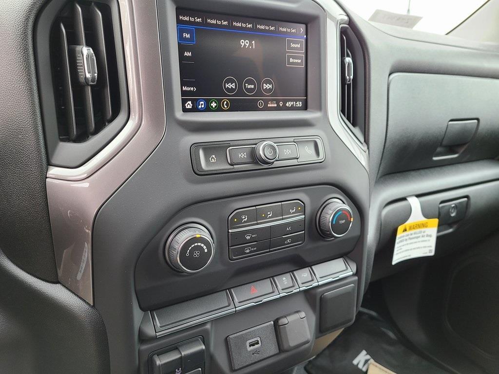 2020 Chevrolet Silverado 3500 Crew Cab DRW 4x2, Knapheide PGNB Gooseneck Platform Body #ZT9347 - photo 13