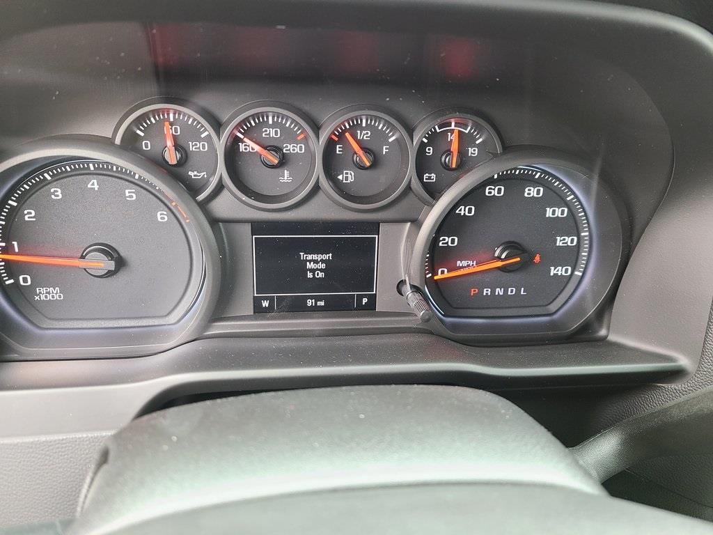 2020 Chevrolet Silverado 3500 Crew Cab DRW 4x2, Knapheide PGNB Gooseneck Platform Body #ZT9347 - photo 16