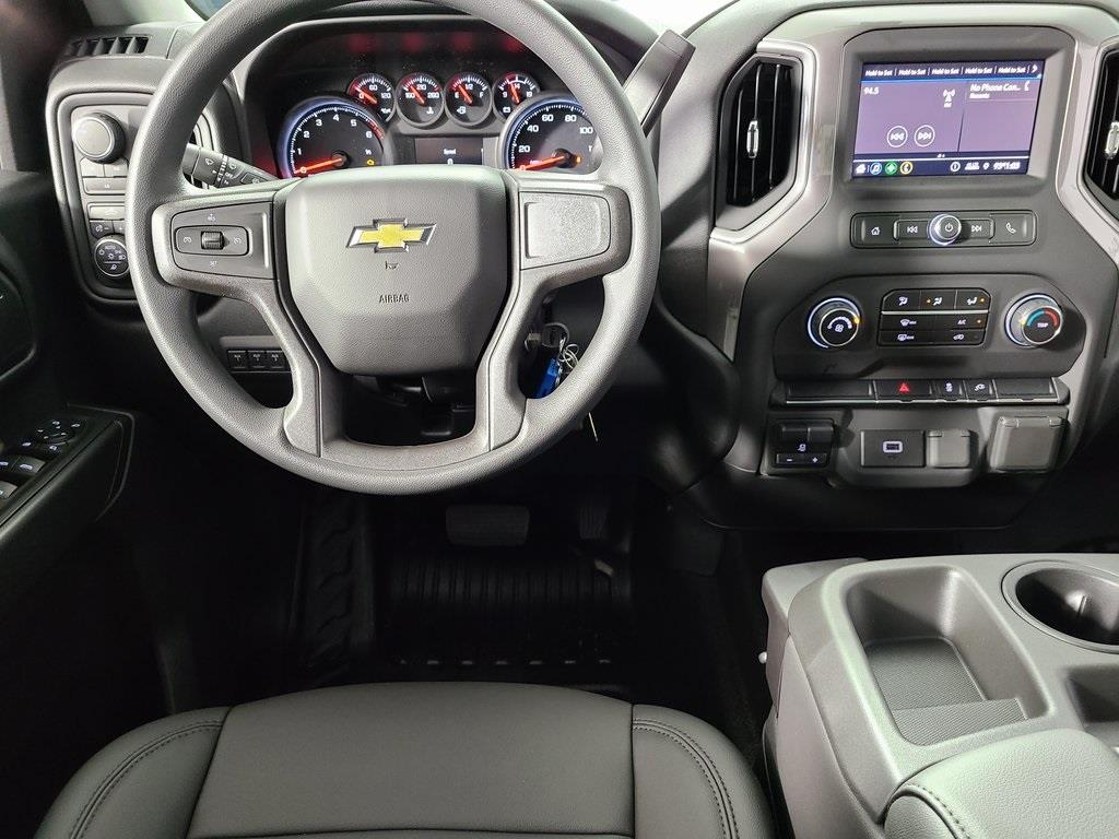2020 Chevrolet Silverado 2500 Crew Cab 4x4, Reading SL Service Body #ZT9382 - photo 12
