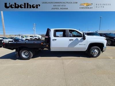 2020 Chevrolet Silverado 3500 Crew Cab DRW 4x2, Hillsboro 2000 Series Aluminum Platform Body #ZT9383 - photo 1