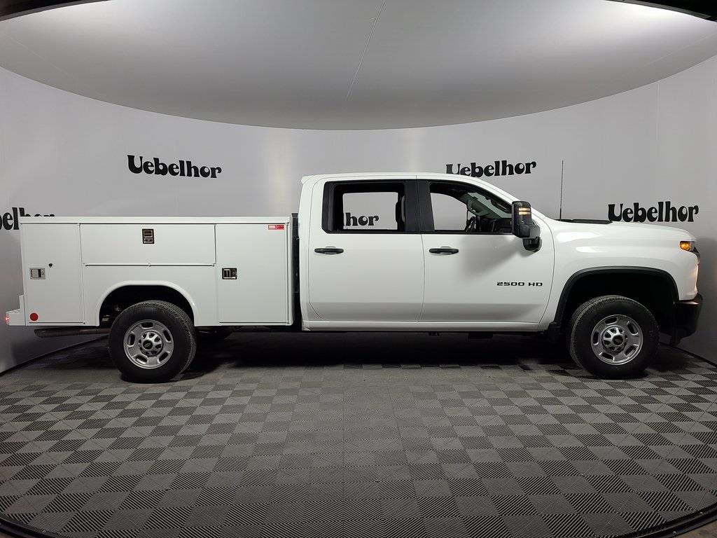 2020 Chevrolet Silverado 2500 Crew Cab 4x4, Reading SL Service Body #ZT9393 - photo 3