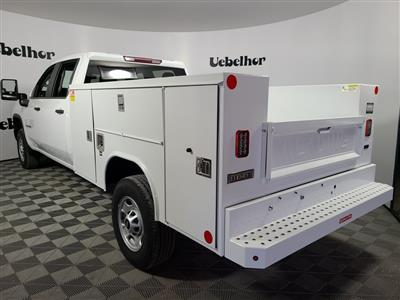 2020 Chevrolet Silverado 2500 Crew Cab 4x4, Reading SL Service Body #ZT9393 - photo 2