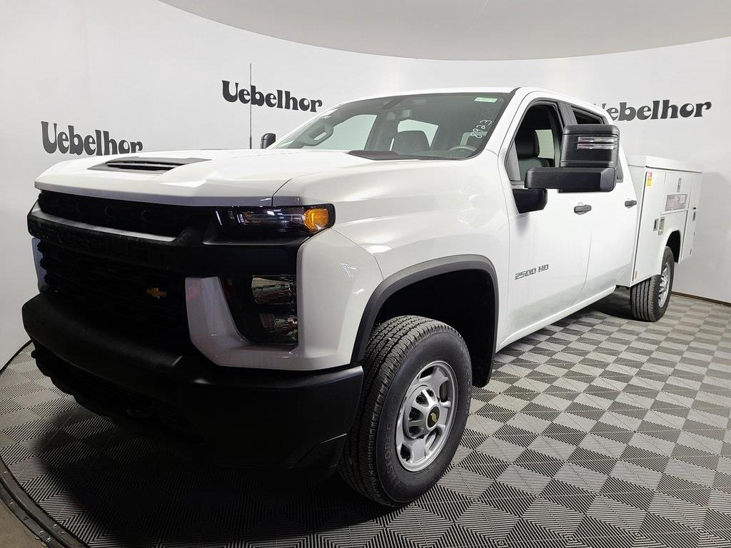 2020 Chevrolet Silverado 2500 Crew Cab 4x2, Reading SL Service Body #ZT9401 - photo 1