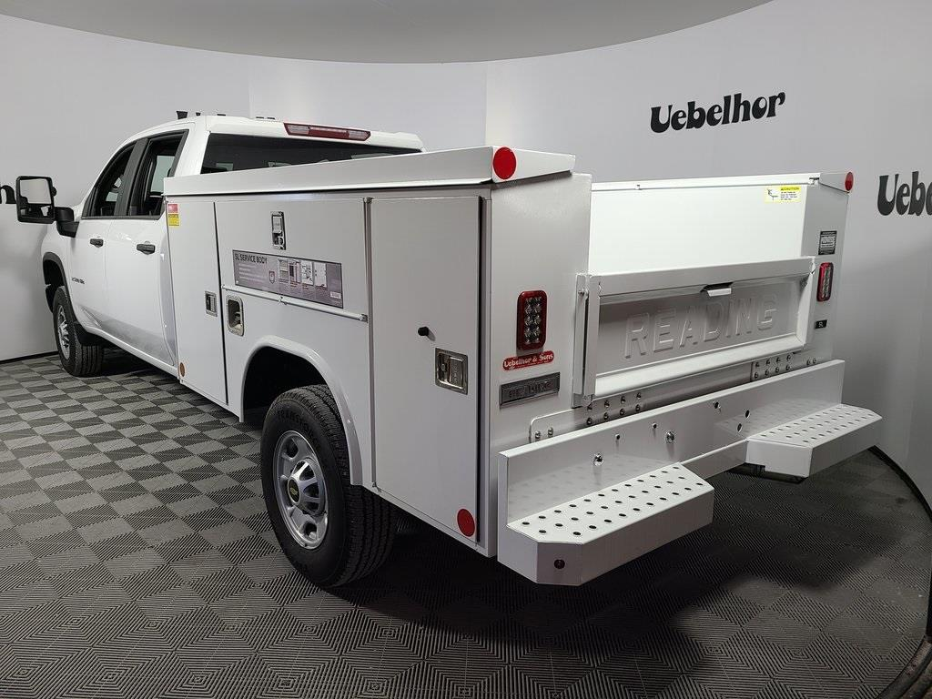 2020 Chevrolet Silverado 2500 Crew Cab 4x2, Reading SL Service Body #ZT9401 - photo 2
