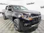 2021 Chevrolet Colorado Crew Cab 4x4, Pickup #ZT9410 - photo 3