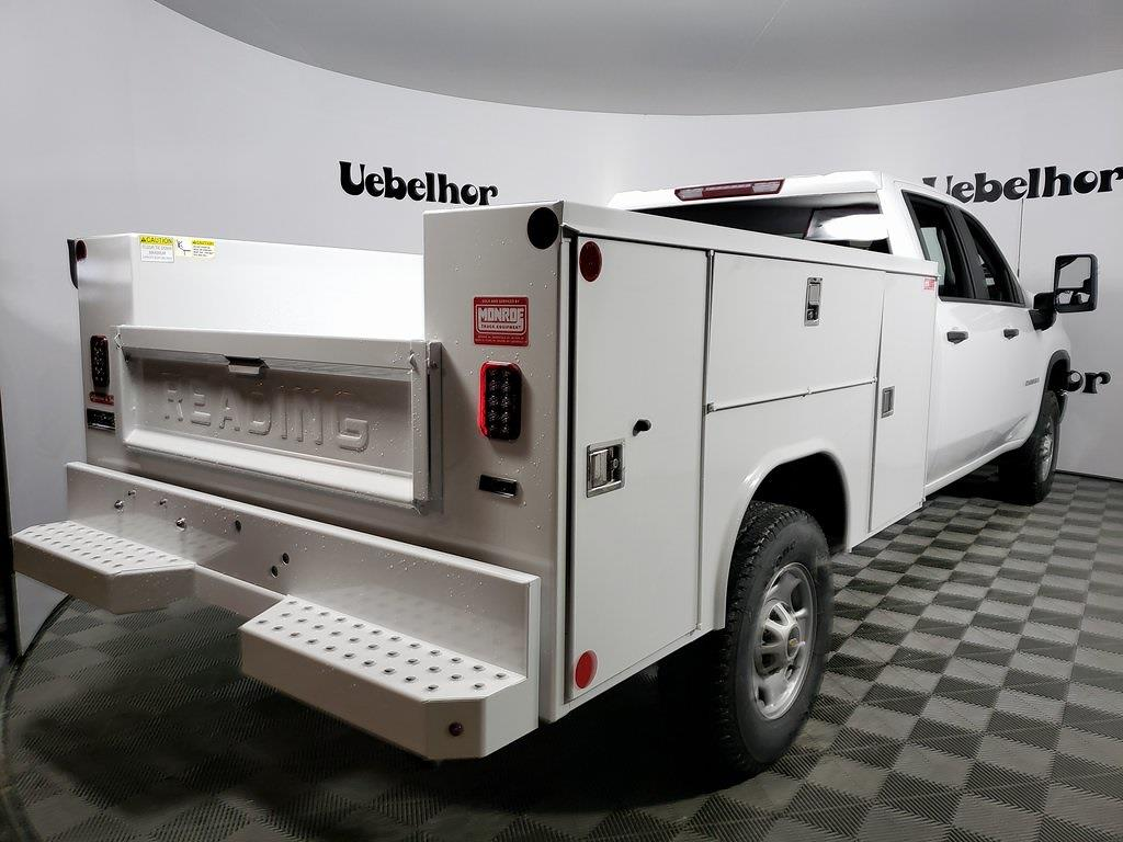 2020 Chevrolet Silverado 2500 Double Cab 4x4, Knapheide Steel Service Body #ZT9423 - photo 6