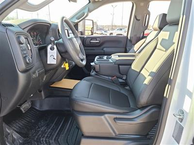 2020 Chevrolet Silverado 3500 Crew Cab DRW 4x4, Hillsboro 2000 Series Aluminum Platform Body #ZT9425 - photo 10