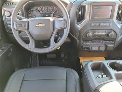 2020 Chevrolet Silverado 3500 Crew Cab DRW 4x4, Hillsboro 2000 Series Aluminum Platform Body #ZT9425 - photo 12