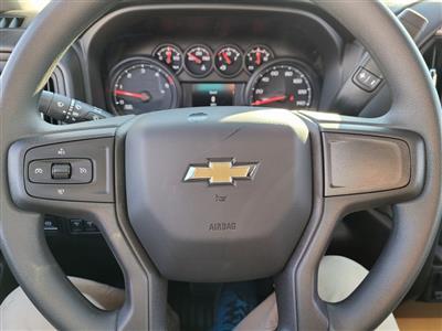 2020 Chevrolet Silverado 3500 Crew Cab DRW 4x4, Hillsboro 2000 Series Aluminum Platform Body #ZT9425 - photo 13
