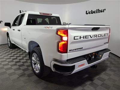 2021 Chevrolet Silverado 1500 Double Cab 4x4, Pickup #ZT9461 - photo 2