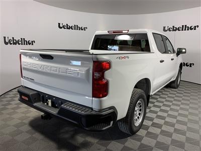 2021 Chevrolet Silverado 1500 Crew Cab 4x4, Pickup #ZT9544 - photo 2