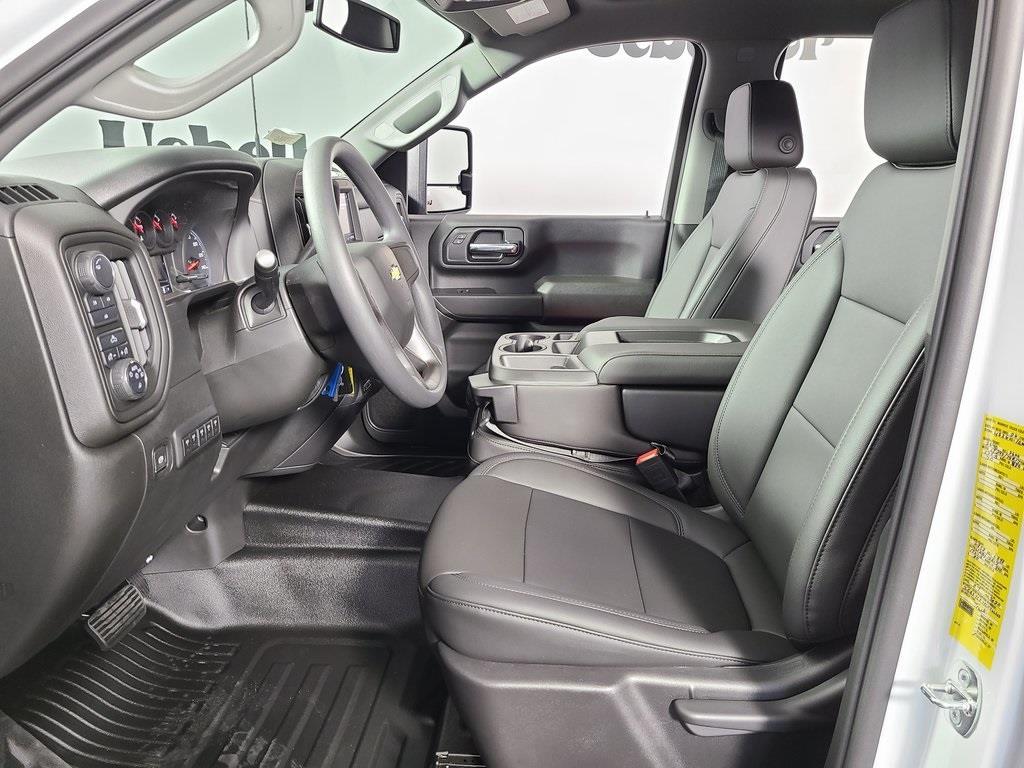 2020 Chevrolet Silverado 2500 Crew Cab 4x4, Reading SL Service Body #ZT9671 - photo 10