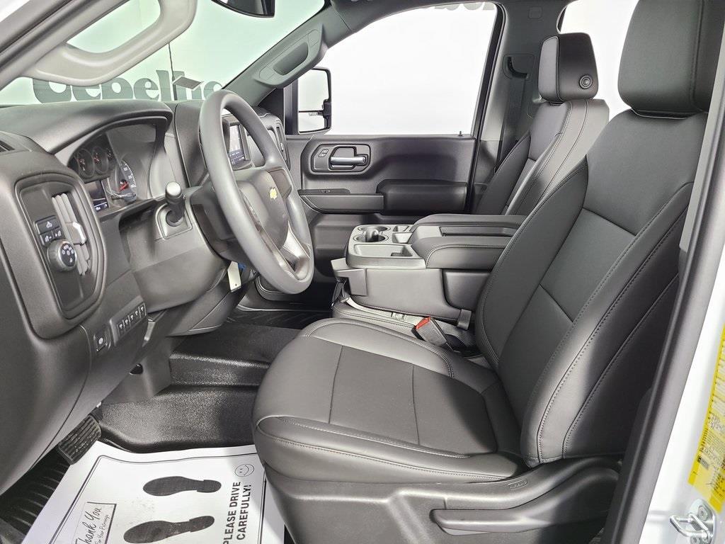 2020 Chevrolet Silverado 2500 Crew Cab 4x2, Knapheide Steel Service Body #ZT9683 - photo 8