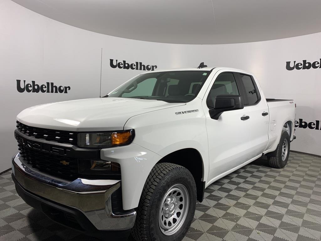 2021 Chevrolet Silverado 1500 Double Cab 4x4, Pickup #ZT9702 - photo 4