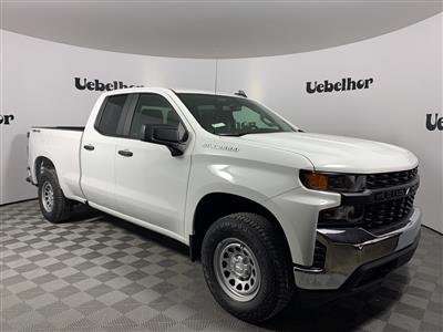 2021 Chevrolet Silverado 1500 Double Cab 4x4, Pickup #ZT9702 - photo 3