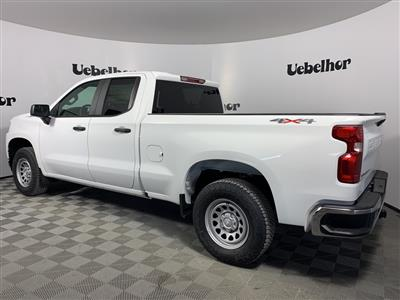 2021 Chevrolet Silverado 1500 Double Cab 4x4, Pickup #ZT9702 - photo 1